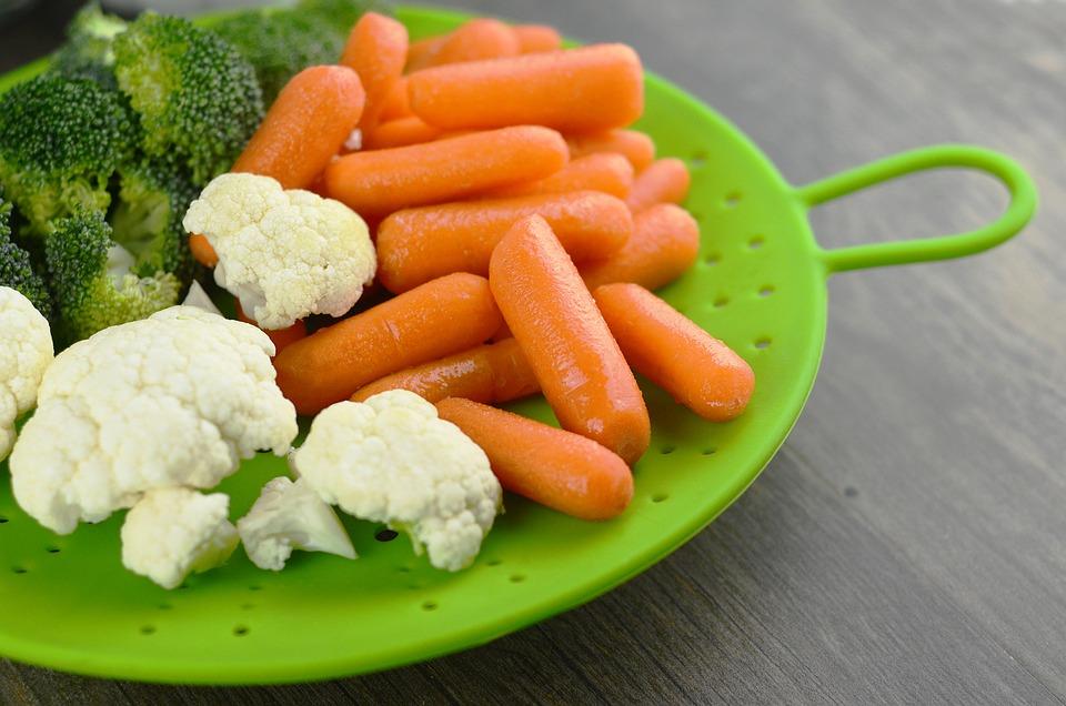 Nutrition enfant l importance des l gumes cuits la vapeur - La cuisine a toute vapeur ...